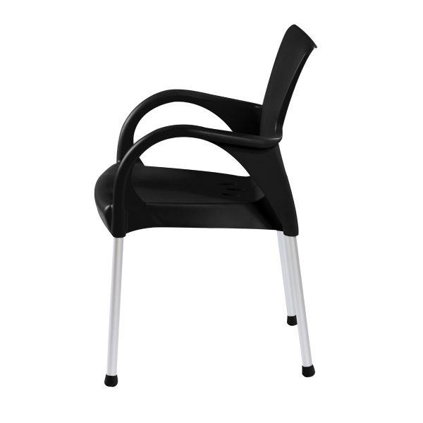 Beverley Arm Chair - Black