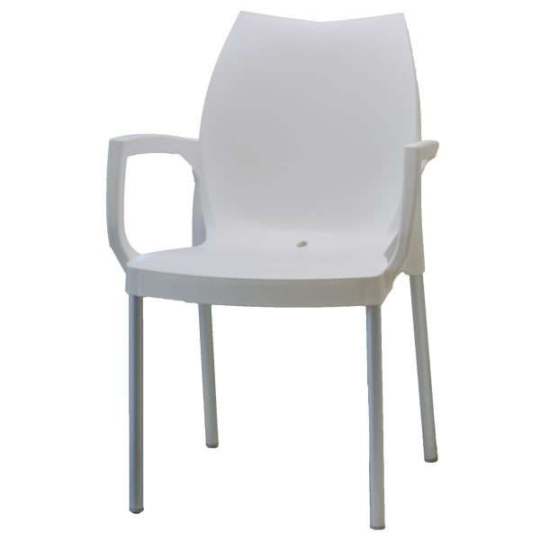 Tulip Arm Chair - Hotel & Motel Furniture Solutions