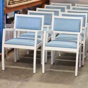 Gamma Arm Chair